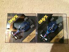 Onyx, Tyrrell Yamaha 023 U. Katayama #3 & M. Salo #4, 1:43 F1 1995