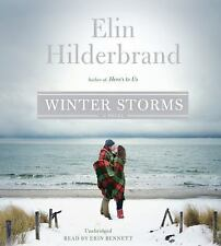 Winter Street: Winter Storms by Elin Hilderbrand (2016, CD, Unabridged)