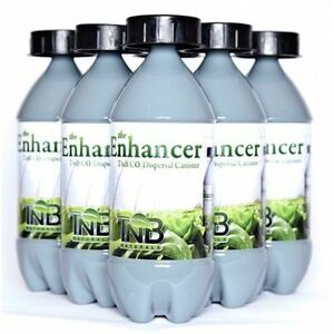 The Natural Enhancer CO2 Dispersal Canister - Bigger Yields/Flowers Easy To Use!