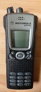 Motorola MTP700 TETRA digital radio 800Mhz