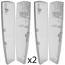 2 x Travel Case for ORAL-B PRO CARE 500 600 1000 2000 3000 TRIZONE Heads 3756