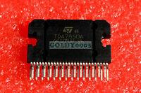 TDA7850A Package:ZIP 4 x 50 W MOSFET quad bridge power amplifier
