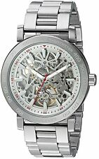 Michael Kors Men's Greer Automatic Stainless Steel Bracelet Watch 43mm MK9034