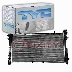 TYC Radiator for 2005-2007 Dodge Grand Caravan 3.3L 3.8L V6 Cooler Cooling du