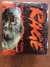 Rage The Werewolf Starter Deck Display Box NEW Apocalypse Trading Card Game