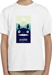 My Neighbour Totoro Anime Holiday Kids Unisex Top Birthday Gift T-Shirt 55