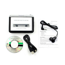 USB Cassette Tape Converter Cassette To PC MP3 Audio Capture Music Player NM