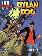 fumetto DYLAN DOG BONELLI SPECIALE numero 20