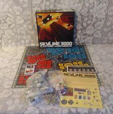 Skyline 3000 Z-Man Board Game Alan Moon Aaron Weissblum Germany RARE English