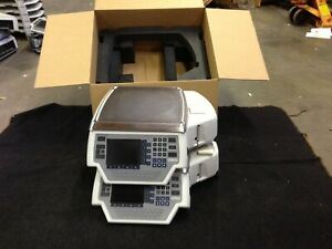 2 X Hobart Quantum Scale Printer-Tested/Cleaned - Manuals -Warranty - CALIBRATED