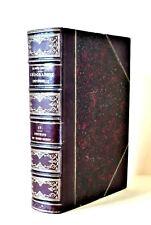 É. RECLUS, GÉOGRAPHIE UNIVERSELLE, tome 4 : Europe du Nord-Ouest, illust, cartes