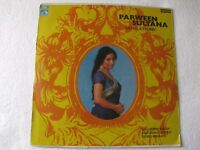 Parween Sultana presents Khyal and Thumri Classical LP RECORD India NM -1596