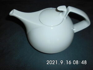 Rosenthal Teekanne Tac02 6Personen weiß