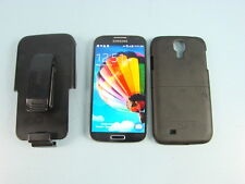 Samsung Galaxy S4 Verizon Wireless 4G Black 32GB Smart Cell Phone Android Touch