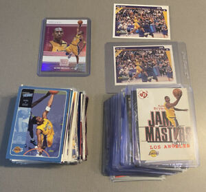 HUGE Lot of (85) Kobe Bryant Cards Inserts And Base Los Angeles Lakers RARE