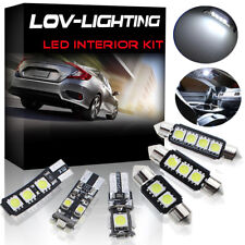 NEW Error Free White Light Interior LED Package 18x for BMW X5 F15 X5M 2015up L7