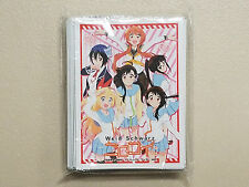 Weiss / WeiB Schwarz Nisekoi Chitoge Onodera Marika Point Card Sleeve TCG