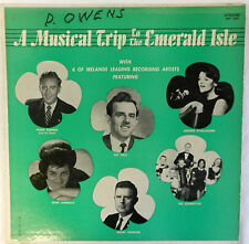 A Musical Trip To The Emerald Isle LP ~ ALP 1001 ~ PAT DALY, MARY CONNOLLY, etc