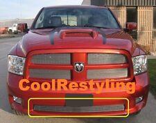 For 2009 2010 2011 2012 Dodge RAM Sport Bumper Billet Grille Insert