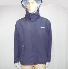 Timberland giacca,giubbotto da uomo TG S blu con cappuccio usato e originale