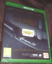 Project CARS Game of the Year Edition XBOX ONE XB1 NEW SEALED