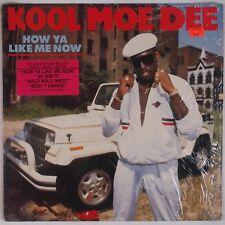 KOOL MOE DEE: How Ya Like Me Now USA SHRINK Hype JIVE OG Rap LP