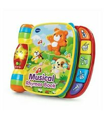 Vtech Baby Musical Book Toys & Games Toddler Learning