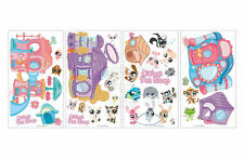 SFK Littlest Pet Shop Peel & Stick Wall Decals / Wall Sticker