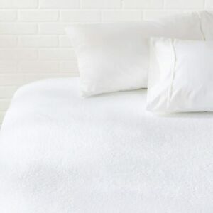 Fully Fitted Waterproof Mattress Protector Topper Cover Double/Queen/King Size