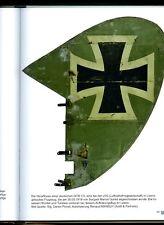 1. WK, Hagenau, Feldflieger, Richthofen, FEA 9, Jasta, Aviatik, Ciel de guerre