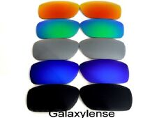 Galaxy Replacement Lens For Oakley Oil Drum Sunglasses Black/Blue/Grey/Green/Red