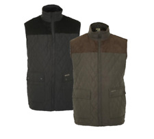 Champion Country Estate Men's Arundel Quilted Bodywarmer Gilet Country hunting