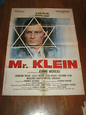 MANIFESTO,1974,Mr. KLEIN ALAIN DELON JOSEPH LOSEY 1976 GIROTTI