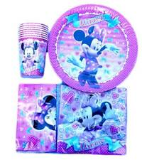 Minnie Mouse Party Pack 40 pc Party Supplies Birthday Decorations
