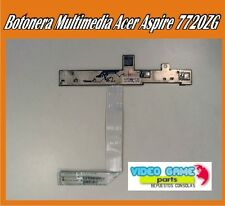 Botonera Multimedia Acer Aspire 7720ZG Button Board LED Panel ICK70 LS-3557P