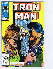 Iron Man #203 Marvel 1986