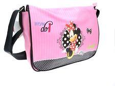 Niña Rosa Disney Minnie Mouse Bolsa de hombro 427706pu