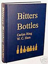 BITTERS BOTTLES & BITTERS BOTTLES SUPPLEMENT books -new copies