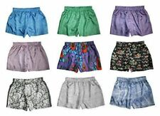 """Silk Boxer Shorts for Women - Assorted 3-Pack - XXL (40""""-42"""") - Silk Boxers Set"""