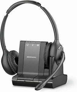Plantronics SAVI W720 Binaural Wireless Headset - P/N 84008-02