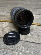Nikon AF Zoom Nikkor 70-300mm 1:4-5.6G Lens