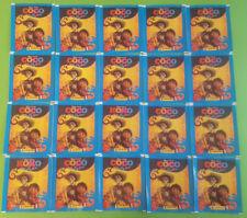 Panini COCO Disney Stickerkollektion 20 Tüten 100 Bilder