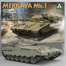 TAKOM 1/35 MERKAVA Mk.I ISRAELI MBT TANK MODEL KIT 2072