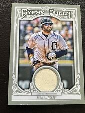 2013 Topps Gypsy Queen Relics #GQR-AA Alex Avila Detroit Tigers Baseball Card