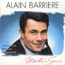 Barriere, Alain : Master Serie CD