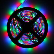New listing 16.4ft 5m 2835 Rgb 300 Led Smd Flexible Light Strip Lamp Dc 12V