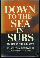 Down to the Sea in Subs  Life in U.S Navy  Lockwood 1st (1967) X-library