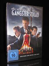 DVD GANGSTER SQUAD - MAFIA-THRILLER in Film-Noir-Tradition - SEAN PENN ** NEU **