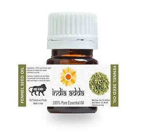 Hinojo Semilla Aceite Esencial Puro y Natural sin Diluir 3 ML 100ML A de la