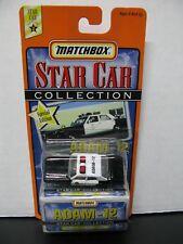 Matchbox Star Car Collection Adam-12